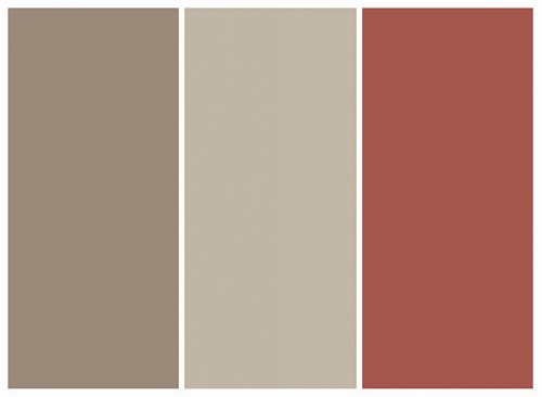 Exceptional Benjamin Moore Earthy Serenity Fall Color Palette 2010