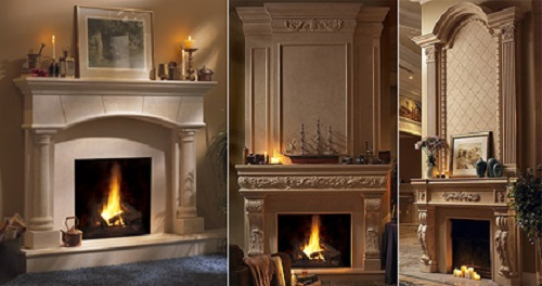 All Fired Up! Contemporary Fireplace Ideas for Fall