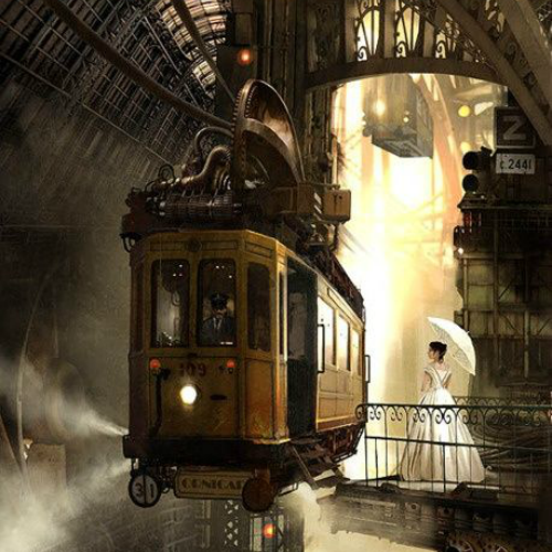 go steampunk interior design ideas inspiration - Steampunk Interior Design Ideas