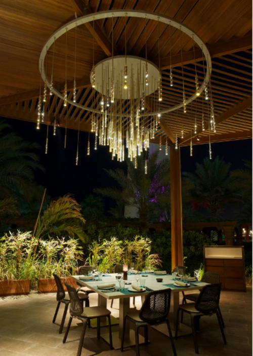 Light Up the Night Our Favorite Outdoor Lighting Options – Outdoor Chandelier
