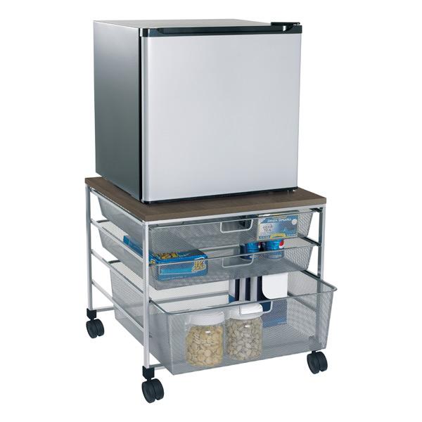 Dorm Room Refrigerator Stand