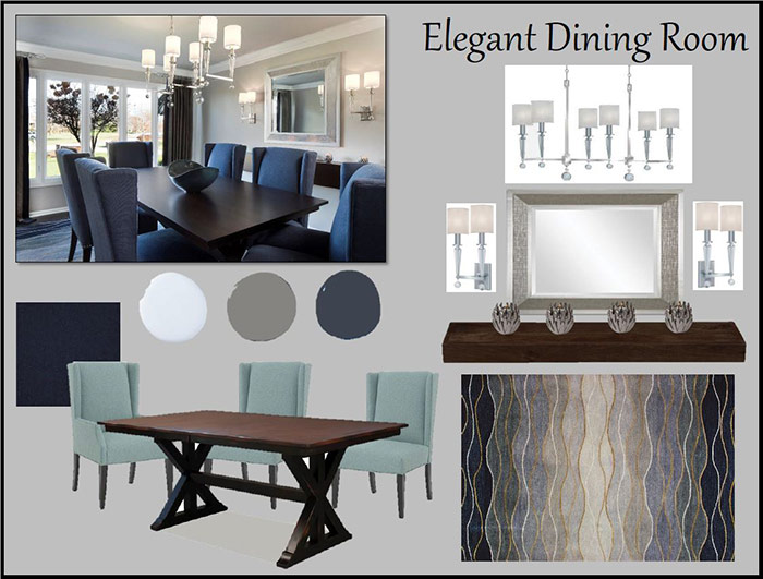 Whether You Want To Create A Dining Room Design That Is Modern Contemporary Traditional Or Eclectic The Interior Designers At Connection