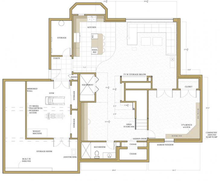 Kansas city basement interior design specialist design for Interior designer design kansas city