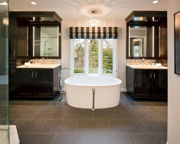 Bathrooms By Design Inc. Leawood Master Bath Remodel After