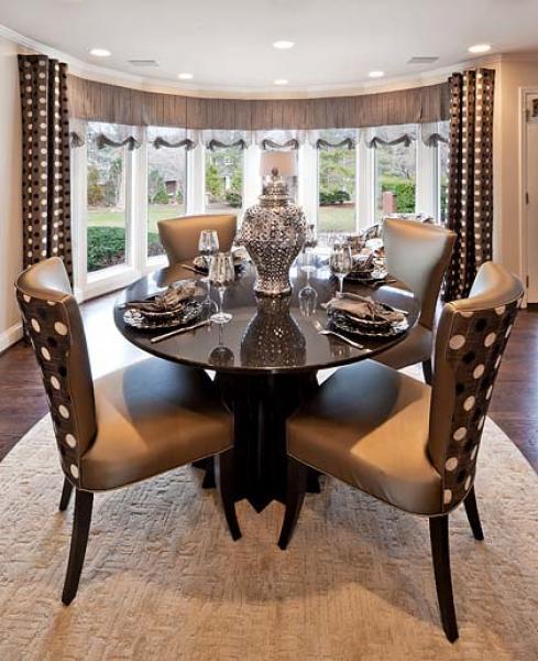 Hearth Room: Leawood Kitchen Interior Design