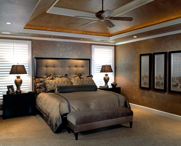Overland park ks master bedroom design design connection for Total interior designs inc