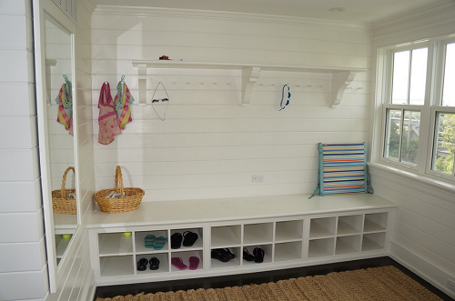 The Dirt Stops Here Creating Your Ideal Mud Room