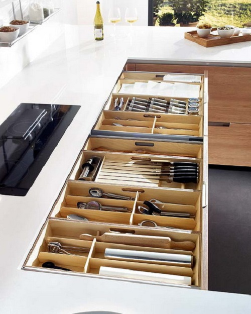 Utensil Drawer Design Connection Inc Kansas City Interior Design Blog