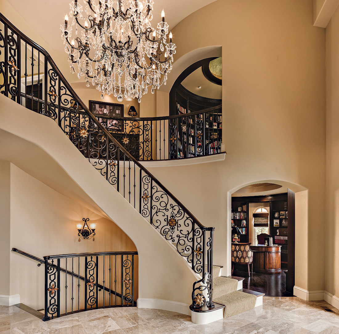 Staircase KC Design Connection Inc Kansas City Interior