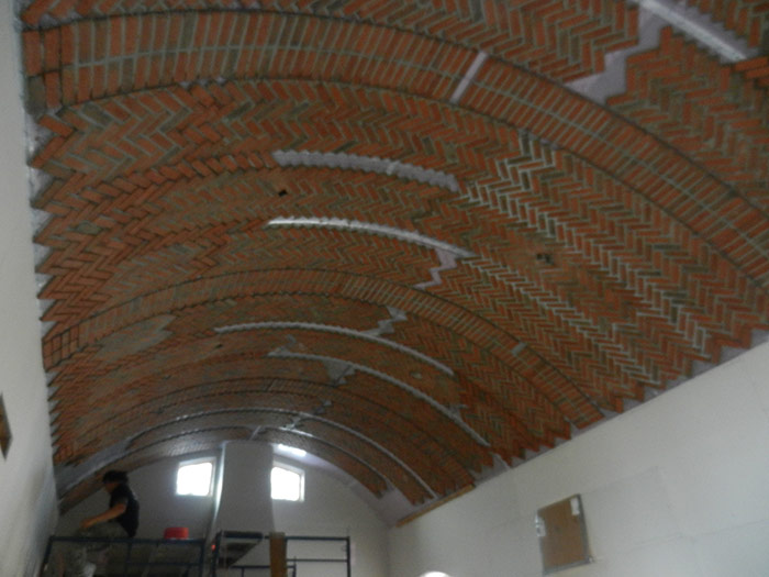 Leawood Kitchen Ceiling - Progress