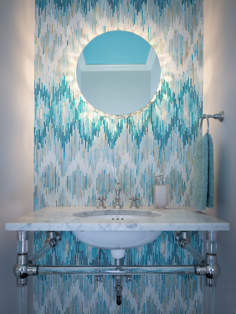 Predicting 2016 interior design trends year of the tile for Tile trends 2016