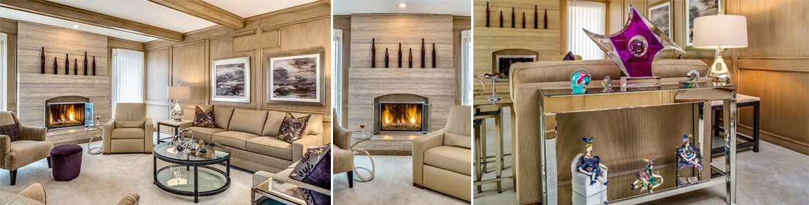 Fireplace Remodel Design Connection Inc Kansas City Interior Designer