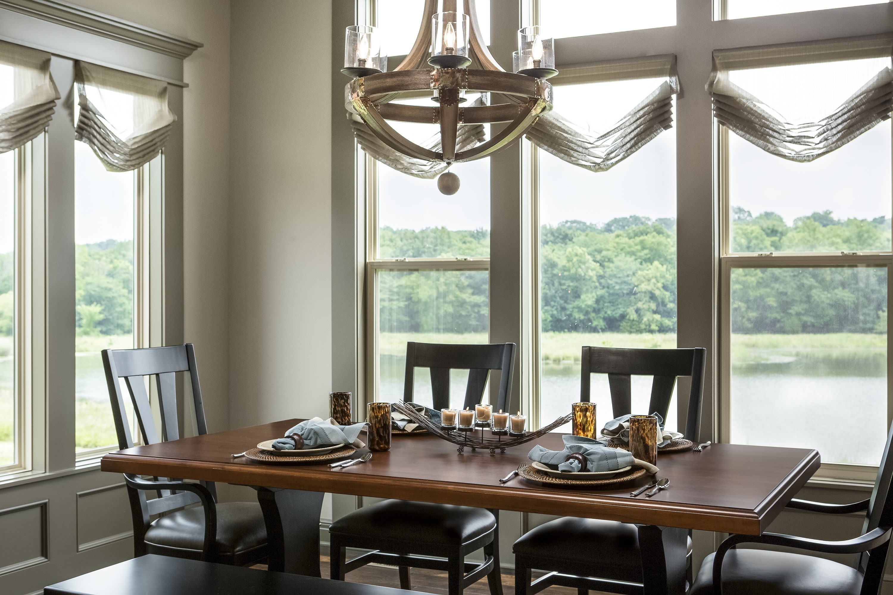 Dining Room Arlene Ladegaard Kansas City Interior Designer
