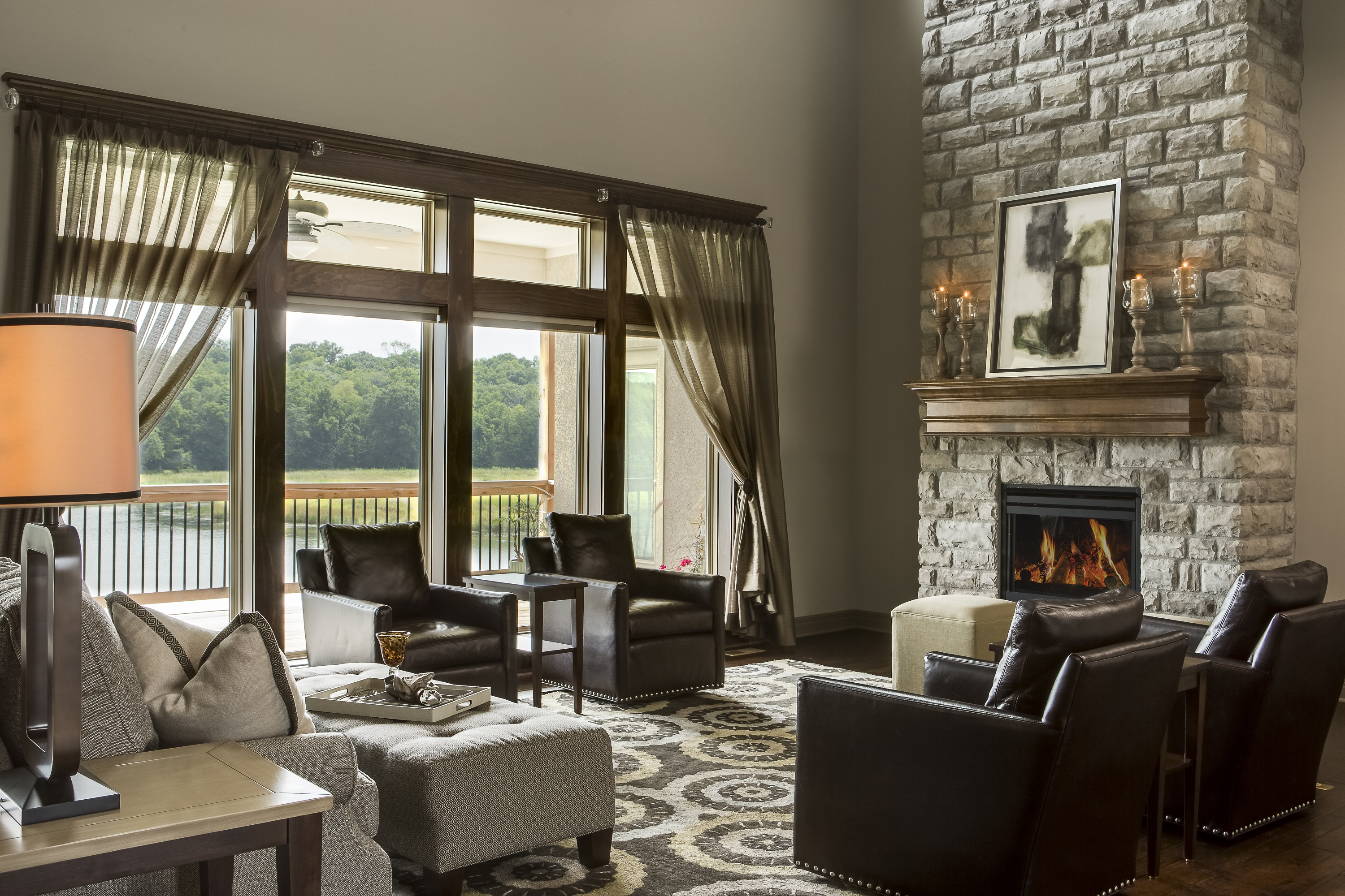 Stillwell Great Room Design Connection Inc Arlene Ladegaard Kansas City Interior Designer