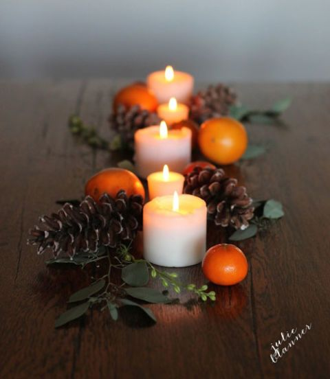 Easy Thanksgiving Table Decorations: Designed To Dine: Quick, Easy And Impressive Thanksgiving