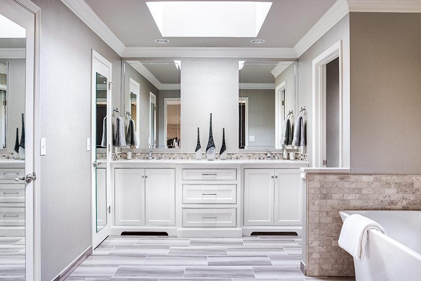 Bathroom Remodel Arlene Ladegaard Overland Park