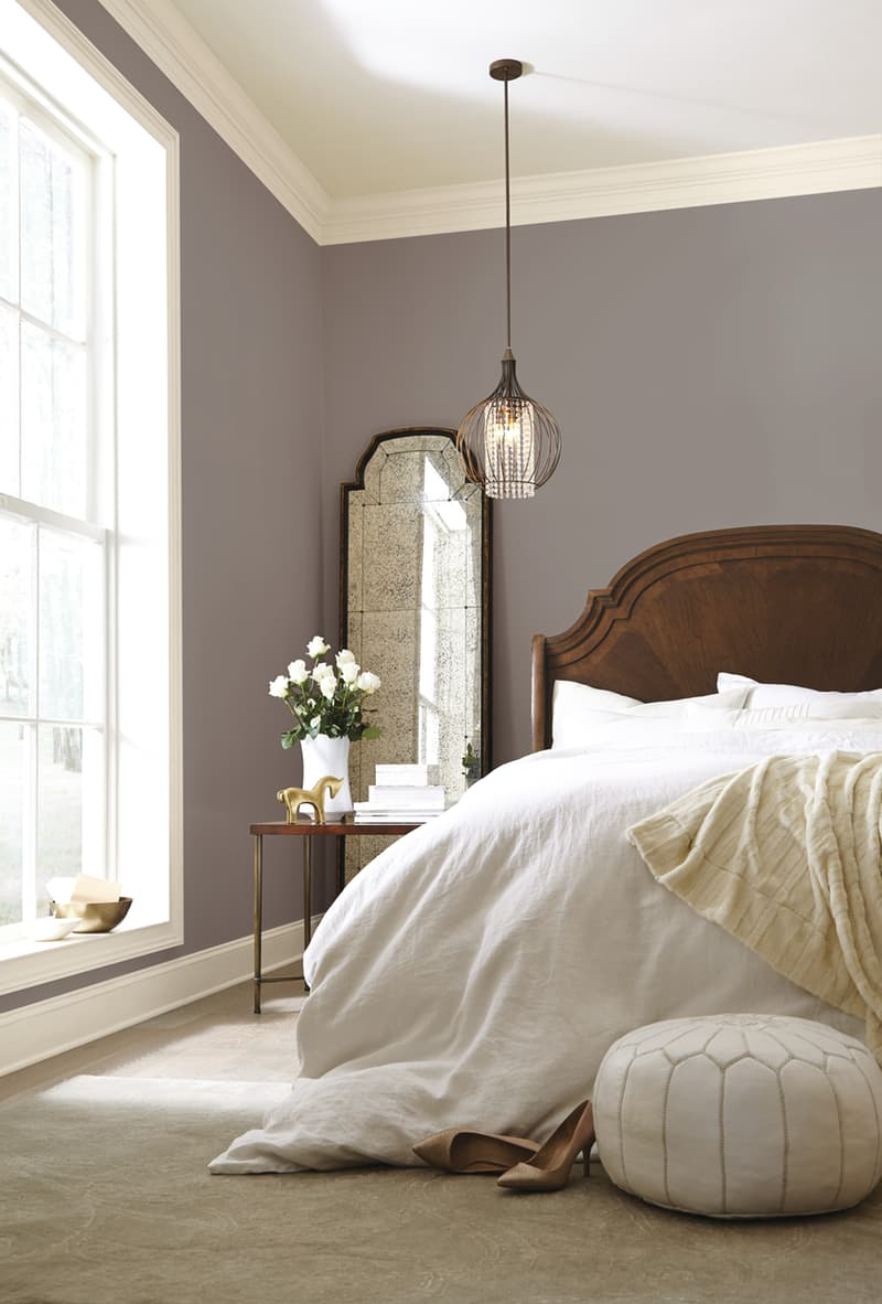 2017 color trends poised taupe by sherwin williams named for Williams interior designs inc