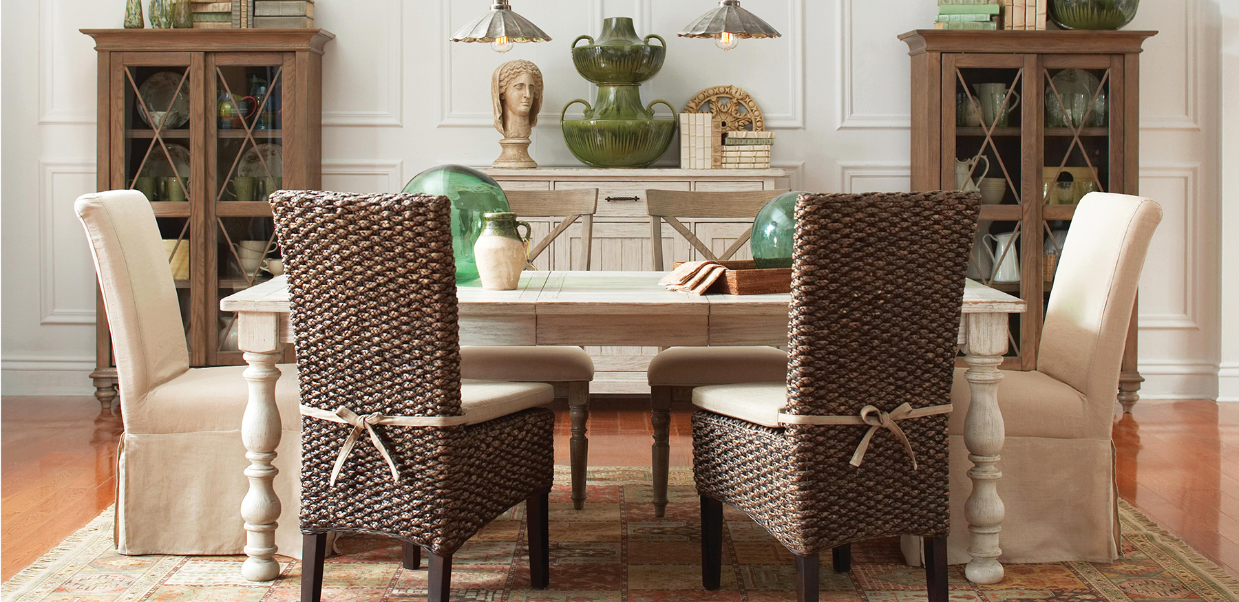 South Barrington Dining Room Project: Kansas City Homes And Style Features Our Project: Not Your