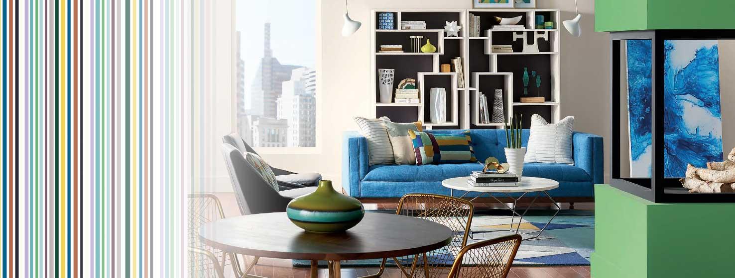 Predicting 2018 interior design trends color for Williams interior designs inc