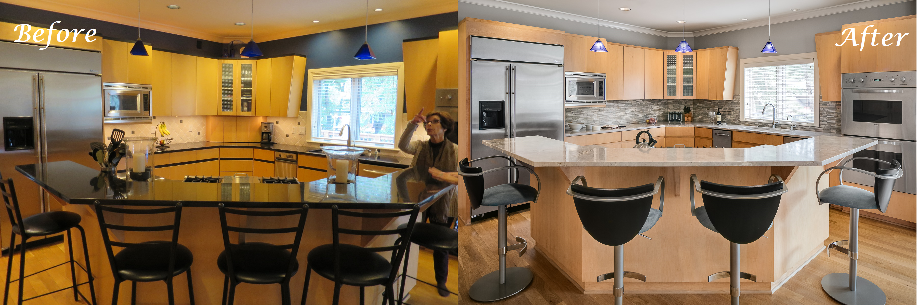 Contemporary Comfort: A Design Connection, Inc. Featured Project
