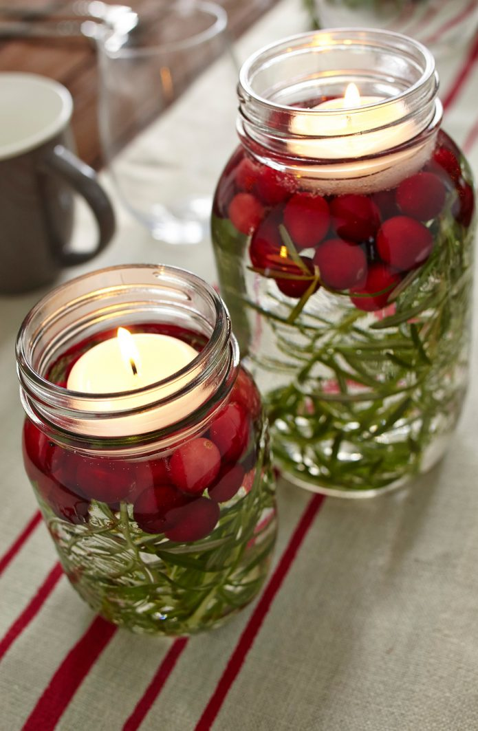 Minutes to fabulous quick easy christmas tablescape ideas
