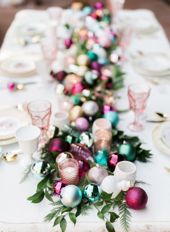 5 Minutes To Fabulous: Quick U0026 Easy Christmas Tablescape Ideas