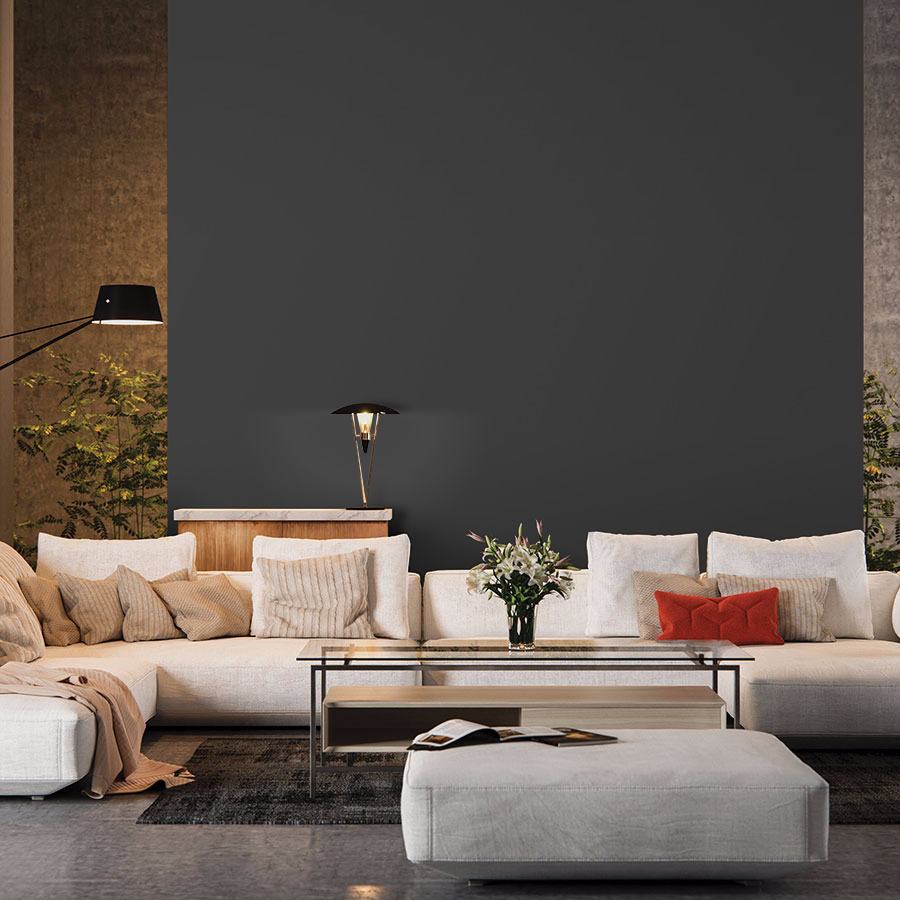 Accent Wall Colours 2018: Interior Design Trends: 2018 COLORS OF THE YEAR