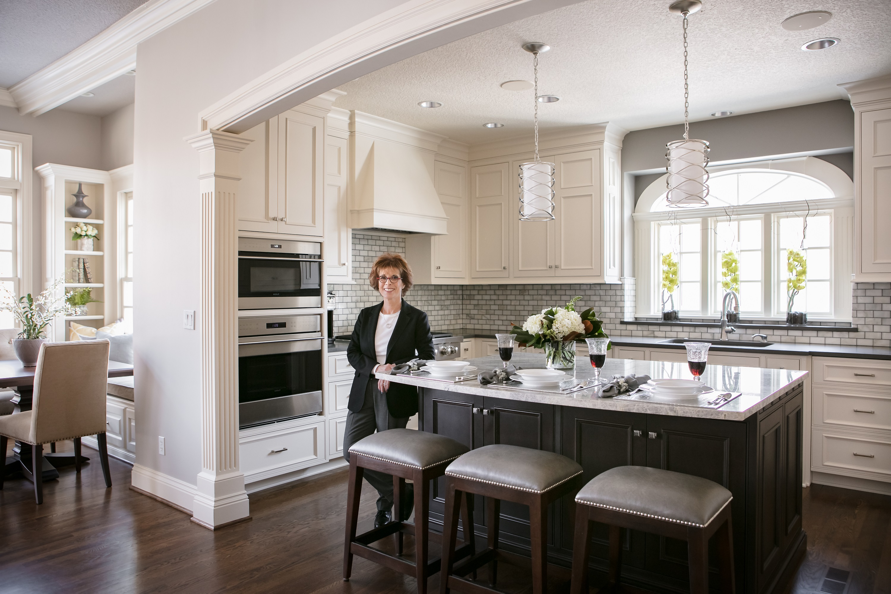 Johnson County Kitchen Update: A Design Connection, Inc. Featured Project