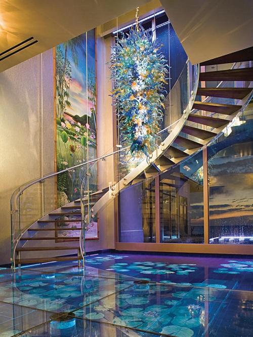 Ahhhhh qua using water as a design element for Kansas city interior designers