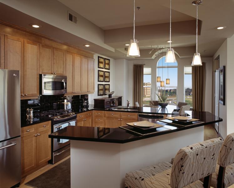 Condo Remodel In Kansas City, MO. View All Prev Next · Briarcliff Condo  Kitchen After