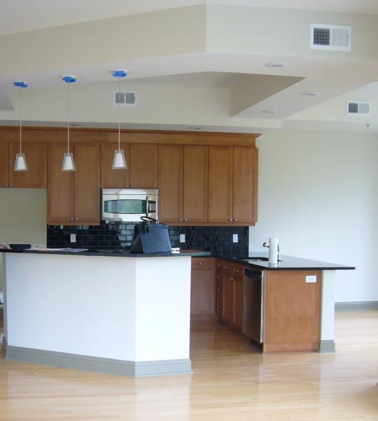 Briarcliff Condo Kitchen Before