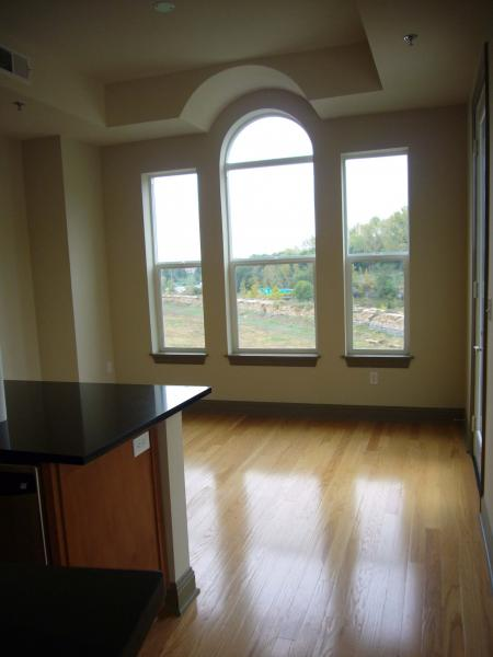 Briarcliff Condo Dining Room Before