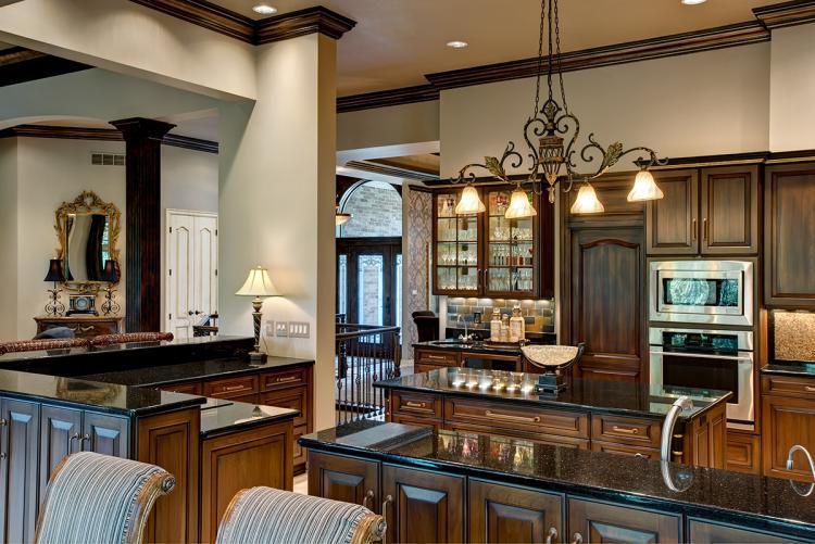 Kansas City Whole House New Construction - Kitchen