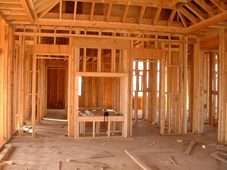 Kansas City Whole House New Construction - In Progress