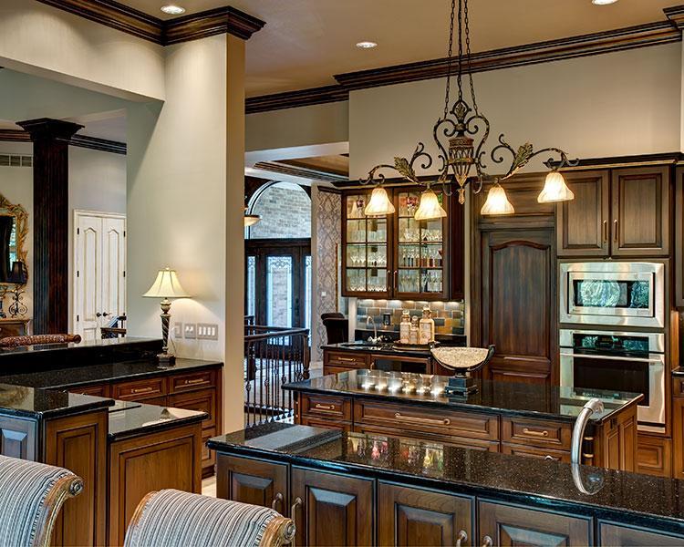 Kansas city mo kitchen remodel design connection inc