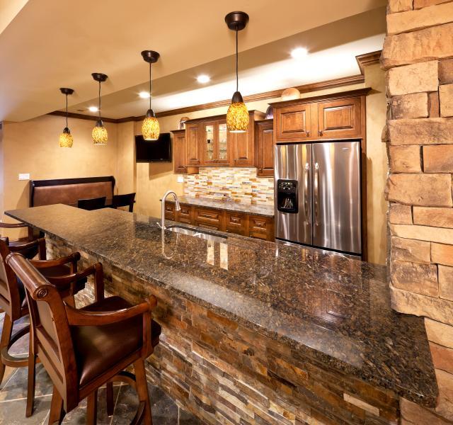 Kearny Bar - Whole House Remodel