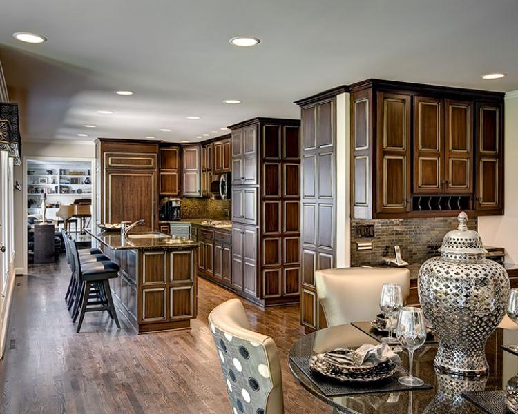 Kitchen Remodel in Leawood, KS - After