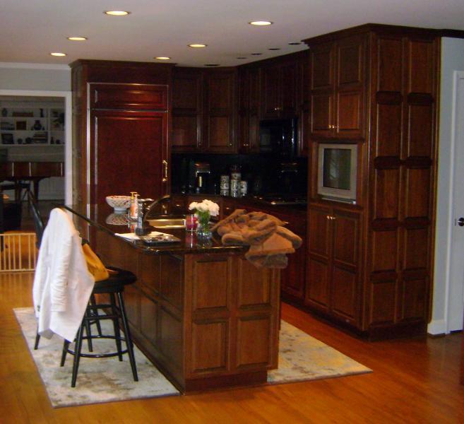 Leawood Kitchen Interior Design