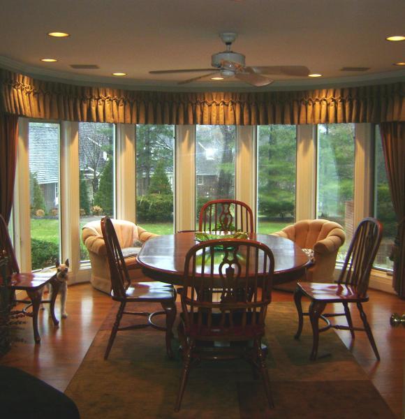 Amundsen Kitchen Hearth Room: Leawood Kitchen Interior Design