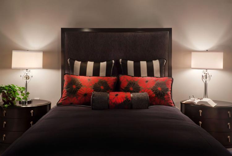 Leawood Master Bedroom - After
