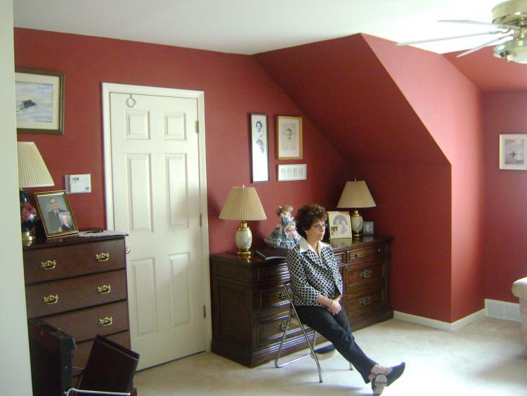 Leawood Master Bedroom - Before