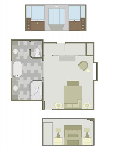Leawood Whole House Remodel Plan