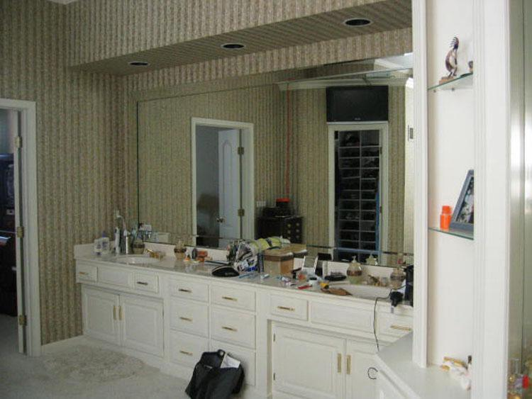 Leawood Master Bathroom Remodel - Before
