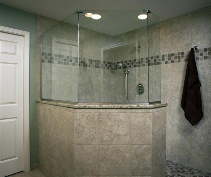 Wheel Chair Accessible Bathroom Remodel - After