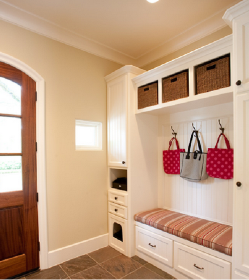 Mudroom Crisp Architect: The Dirt Stops Here: Creating Your Ideal Mud Room
