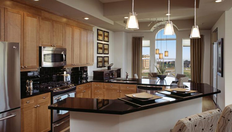 Briarcliff Condo Kitchen After