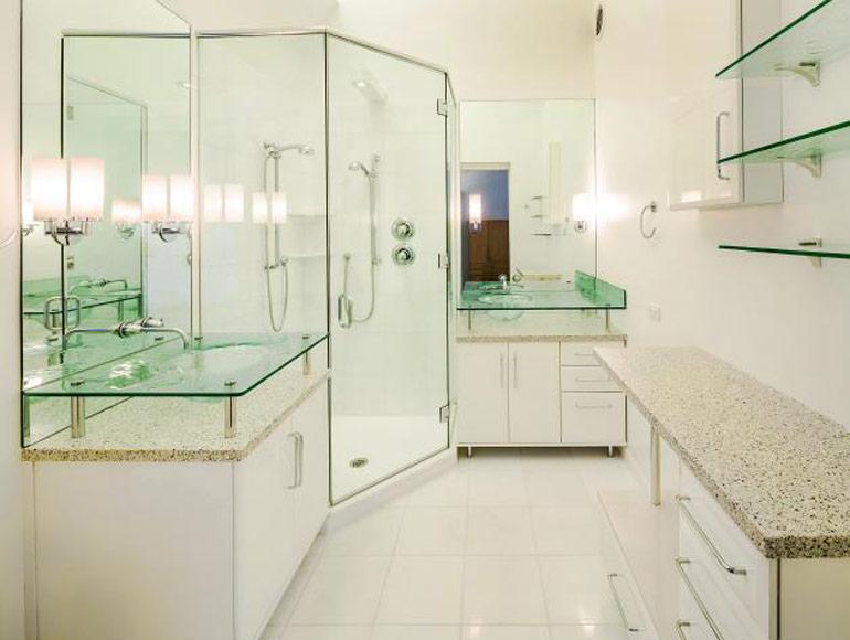 Bathroom Remodel In Kansas City Design Connection Inc