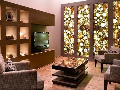 Home Decor Trends How Agate Amp Geode Can Rock Your Home S