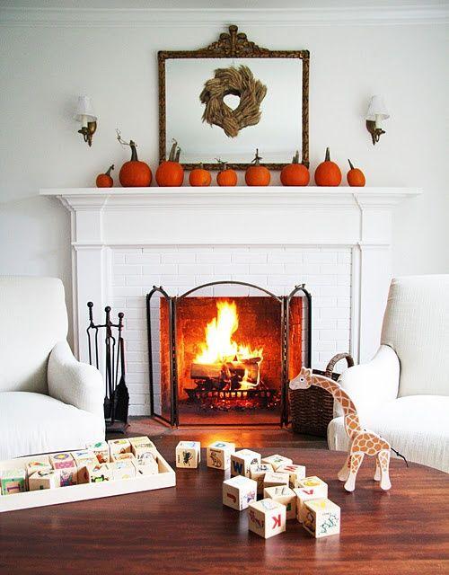 Pumpkin Fireplace Design Connection Inc Kansas City Interior Design Blog