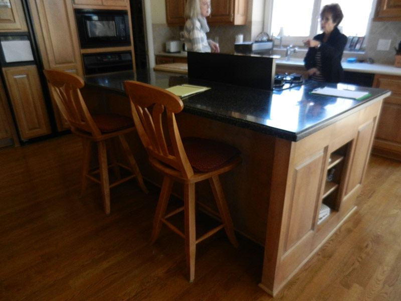Kitchen Remodel in Leawood, KS - Before